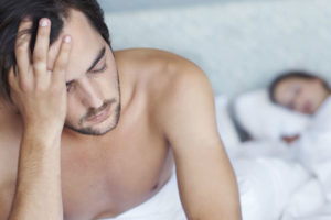 Stress e impotenza  : 1 su 3 dopo i 50 anni